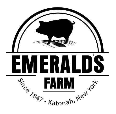 Emeralds Farm Logo Katonah, NY